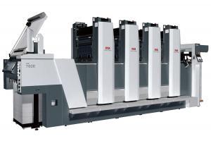 Phân loại máy in ấn trong kỹ thuật in offset (theo số màu)