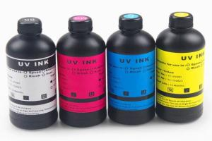 Mực in UV tạo hiệu ứng